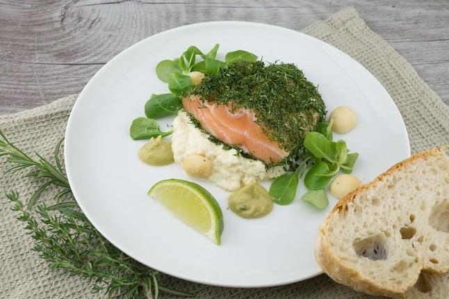 Вкусные гарниры к рыбе: четыре простых рецепта