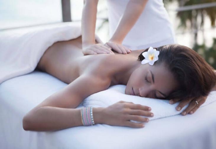Волшебство расслабляющего массажа