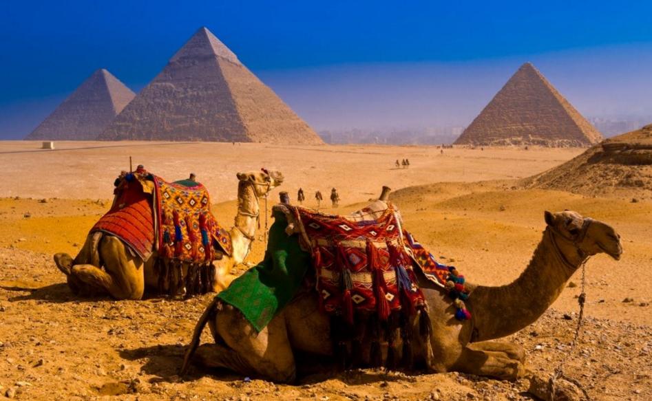Открываем север Египта!