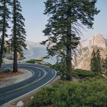 Водопады, медведи и секвойи: едем в Йосемити