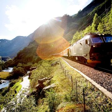Как объехать всю Европу на поезде?