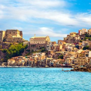 Калабрия: волшебный отдых на юге Италии