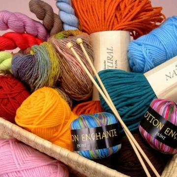 Вязание – хобби или бизнес?
