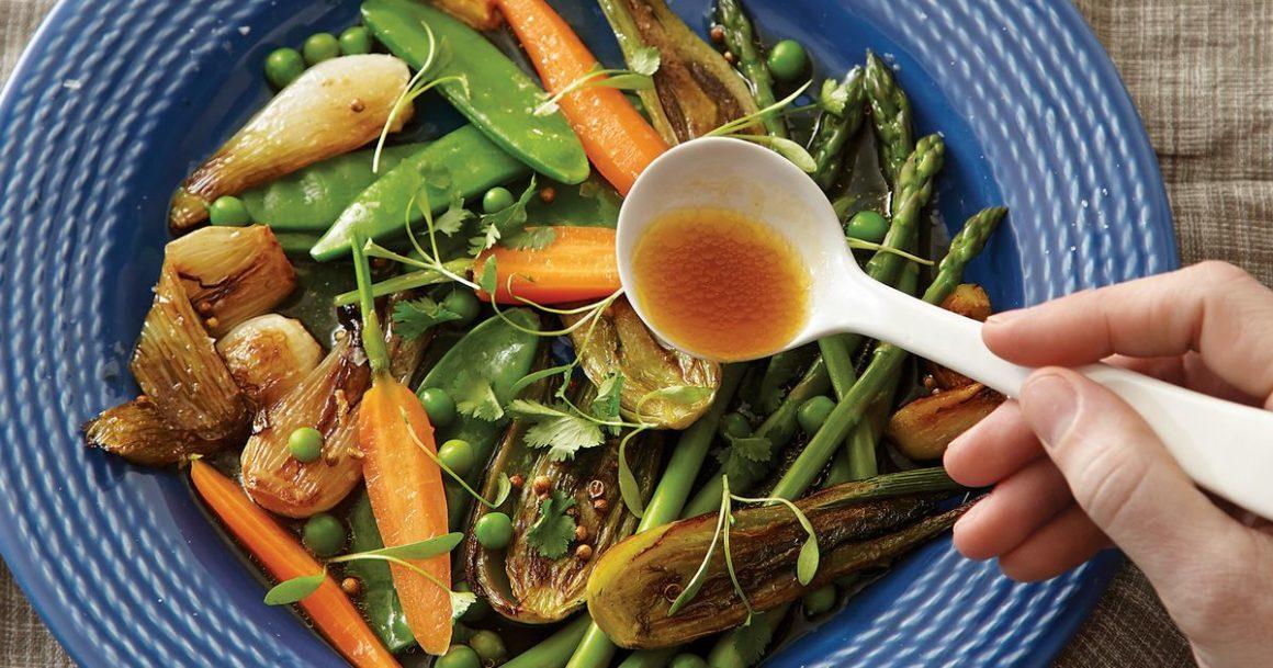 5 главных весенних овощей и что из них приготовить