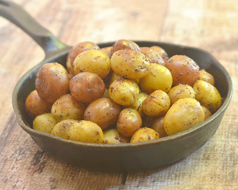 Ах, картошка, объеденье