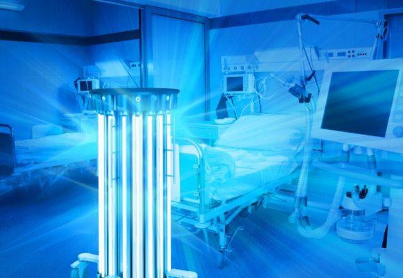 Ртутные бактерицидные лампы