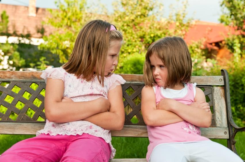 Что делать, когда братья и сестры постоянно спорят