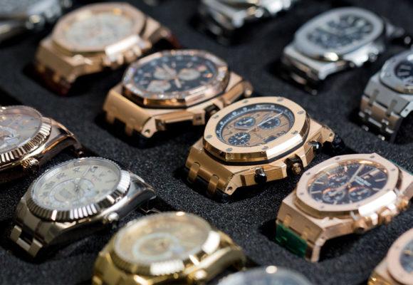 Магазин дизайнерских часов