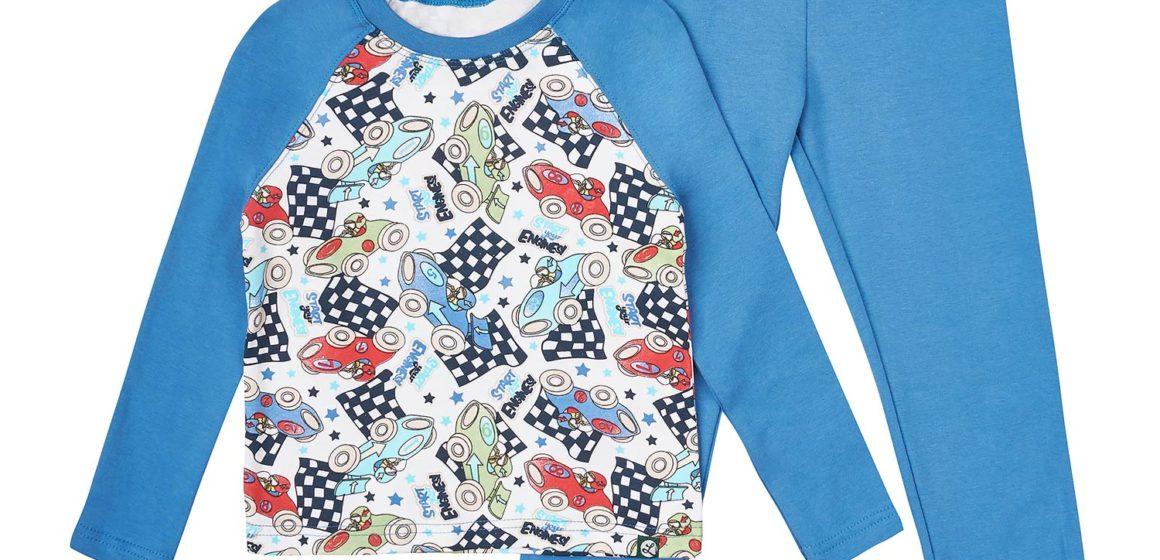 Качественные пижамы для мальчиков от магазина olioli.com.ua