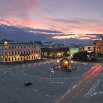 Летнее знакомство с Санкт-Петербургом