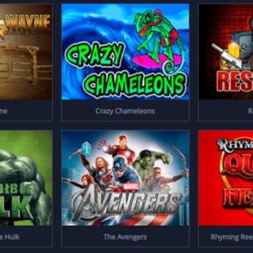 Игровые автоматы в казино Граф: тонкости популярного развлечения