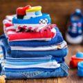 Поставки детской стоковой одежды